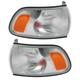 1ALPP00114-1991-97 Toyota Previa Parking Light Pair