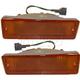 1ALPP00178-Nissan Parking Light Pair