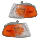 1ALPP00185-1992-95 Honda Civic Corner Light Pair