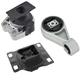 1AEEK00555-Ford Focus Transit Connect Engine & Transmission Mount Kit