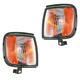 1ALPP00190-2000-02 Isuzu Rodeo Corner Light Pair