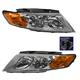 1ALHP00992-2009-10 Kia Magentis Optima Headlight Pair