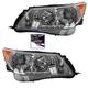 1ALHP00981-Buick Allure LaCrosse Headlight Pair