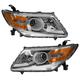 1ALHP00985-2011-13 Honda Odyssey Headlight Pair