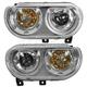 1ALHP00971-Dodge Challenger Headlight Pair