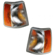 1ALPP00004-Volvo 740 940 960 Corner Light Pair