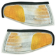 1ALPP00003-1994-98 Ford Mustang Corner Light Pair