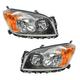 1ALHP00973-2009-12 Toyota Rav4 Headlight Pair