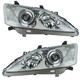 1ALHP00961-2007-09 Lexus ES350 Headlight Pair