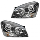 1ALHP00965-Kia Optima Headlight Pair