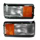 1ALPP00023-1989-93 Cadillac Concours Deville Corner Light Pair