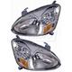 1ALHP00953-Toyota Echo Headlight Pair