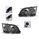 1ALHP00954-1998-00 Lexus LS400 Headlight Pair