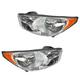 1ALHP00947-2010-13 Hyundai Tucson Headlight Pair