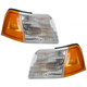 1ALPP00039-1989-95 Corner Light Pair
