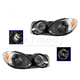 1ALHP00945-2008-09 Buick Allure LaCrosse Headlight Pair