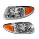 1ALPP00033-1997-03 Pontiac Grand Prix Corner Light Pair