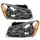 1ALHP00949-Kia Spectra Headlight Pair
