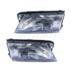 1ALHP00933-1996-97 Infiniti I30 Headlight Pair