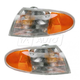 1ALPP00042-1995-97 Ford Contour Corner Light Pair