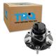 1ASHF00416-Mazda RX-8 Wheel Bearing & Hub Assembly