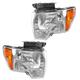 1ALHP00925-2009-14 Ford F150 Truck Headlight Pair
