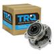 1ASHF00400-Wheel Bearing & Hub Assembly  TRQ BHA54087