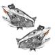 1ALHP00916-Nissan Maxima Headlight Pair