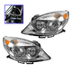 1ALHP00915-Saturn Aura Headlight Pair