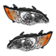 1ALHP00917-2008-09 Subaru Outback Headlight Pair