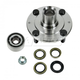 1ASHF00407-Honda Accord Prelude Wheel Bearing & Hub Kit Front