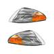 1ALPP00061-1995-97 Dodge Intrepid Corner Light Pair