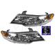 1ALHP00909-Kia Forte Forte Koup Headlight Pair