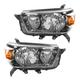 1ALHP00902-2010-13 Toyota 4Runner Headlight Pair