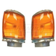 1ALPP00098-1987-88 Toyota Pickup Corner Light Pair
