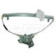 1AWRG00580-1996-00 Hyundai Elantra Window Regulator
