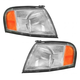 1ALPP00090-Nissan 200SX Sentra Corner Light Pair