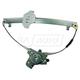 1AWRG00581-1996-00 Hyundai Elantra Window Regulator