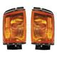 1ALPP00091-Toyota 4Runner Pickup Corner Light Pair