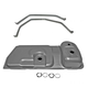1AFRK00004-Ford Mustang Mercury Capri Fuel Tank with Strap Set