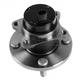 1ASHF00391-2000-05 Toyota MR2 Wheel Bearing & Hub Assembly Front