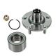 1ASHF00368-Wheel Bearing & Hub Assembly Front
