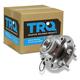 1ASHF00377-Wheel Bearing & Hub Assembly Front
