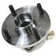 1ASHF00340-2004-06 Suzuki Verona Wheel Bearing & Hub Assembly