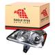 1ALHL01842-2009-12 Chevy Traverse Headlight Driver Side