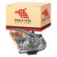 1ALHL01855-2008 Nissan Rogue Headlight Passenger Side