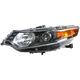 1ALHL01882-2009-10 Acura TSX Headlight Driver Side