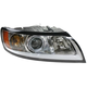 1ALHL01887-2008-11 Volvo S40 V50 Headlight