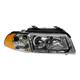 1ALHL01803-Audi A4 A4 Quattro Headlight Passenger Side