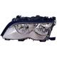 1ALHL01818-2002-05 BMW 320i 325i 330i Headlight Driver Side